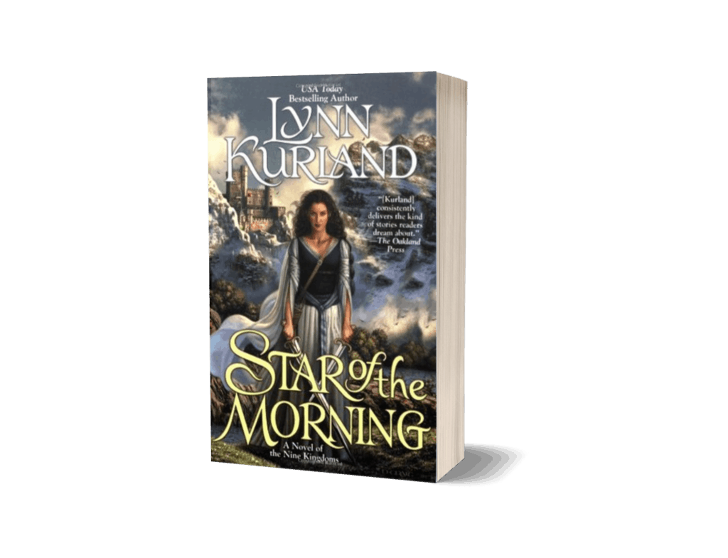 Book cover of Star of the Morning by Lynn Kurland