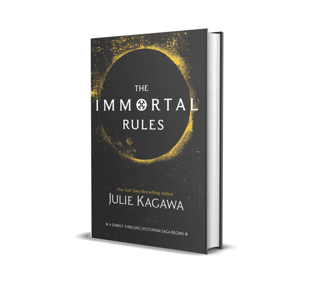 Books cover of The Immortal Rules