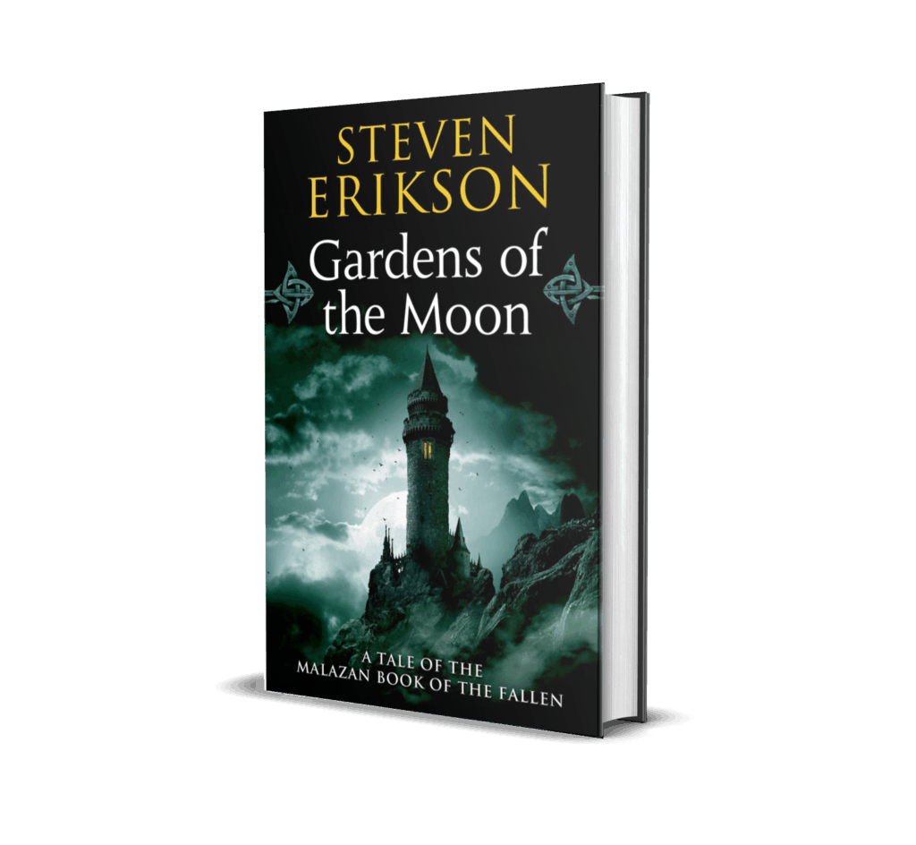 Book Cover of Gardens of the Moon