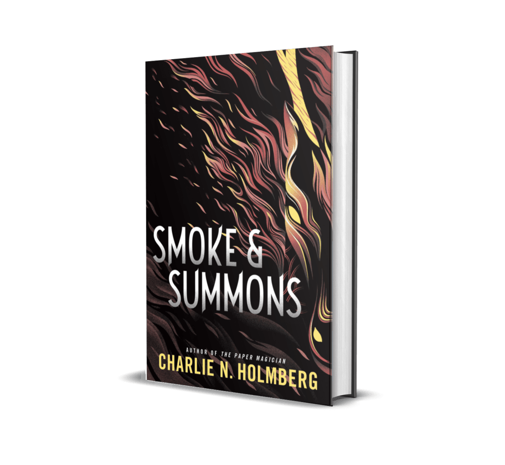 Book cover of Smoke and Summons