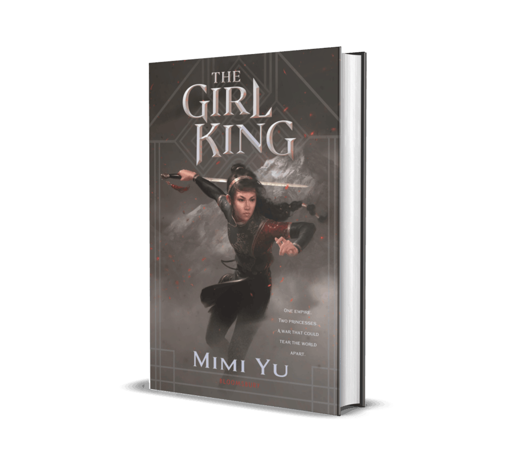 Book cover of The Girl King
