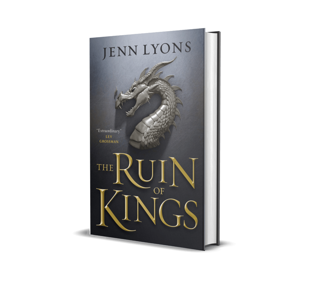 Book cover of The Ruin of Kings