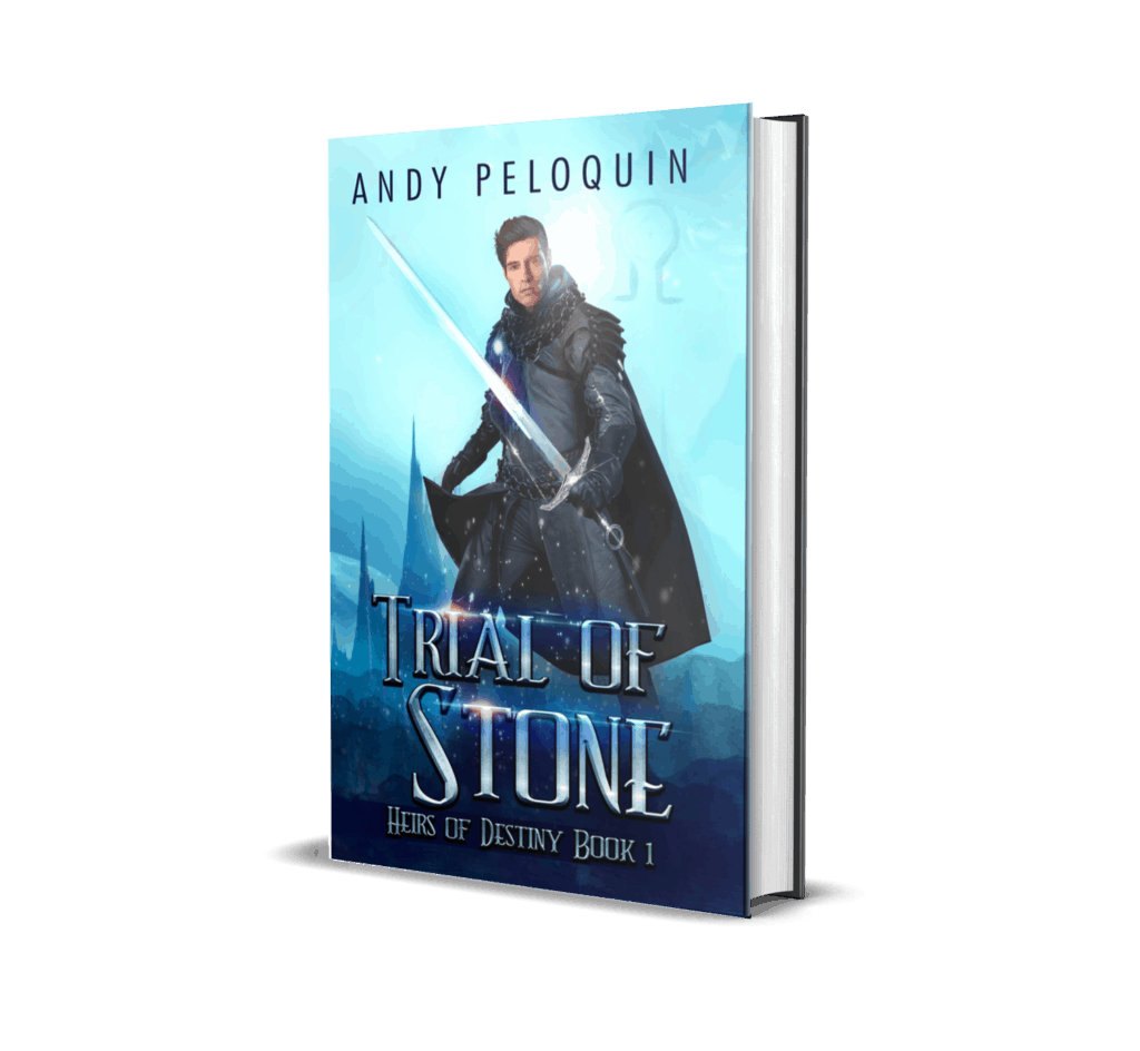 Book cover of Trial of Stone