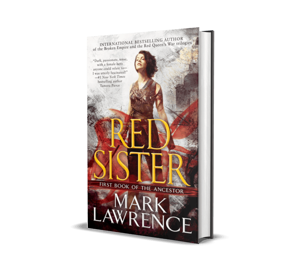 Book cover of Red Sister