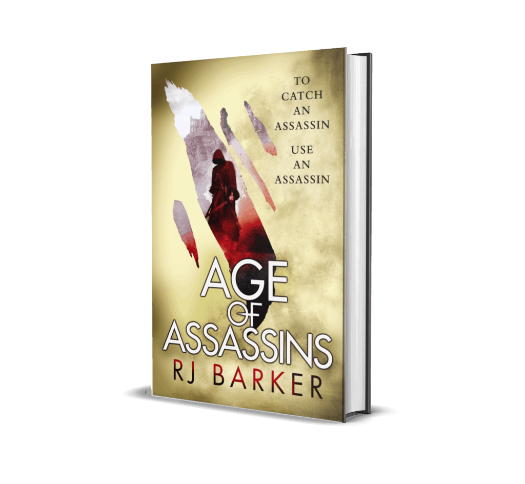 Book cover of Age of Assassins