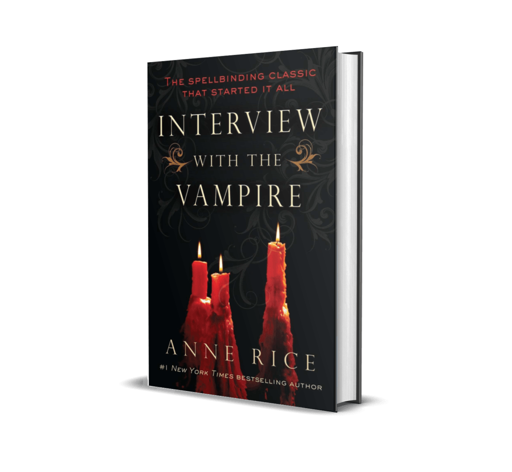 Books cover of Interview with the Vampire